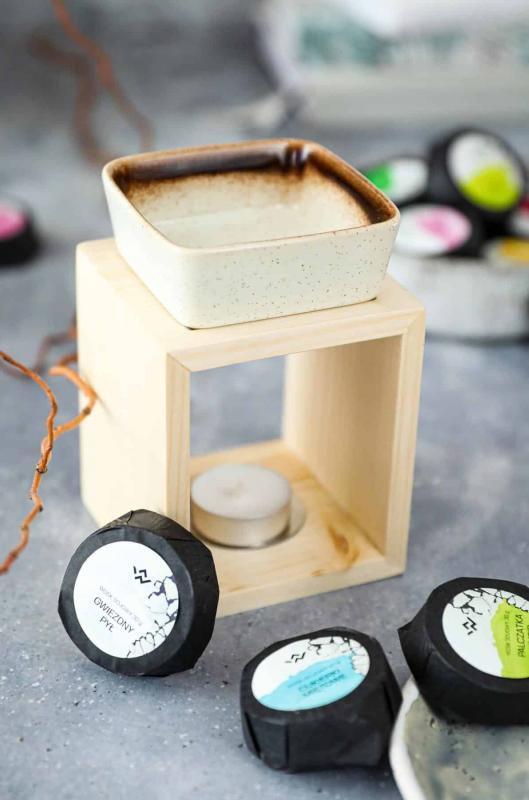 kominek do wosków zapachowych
